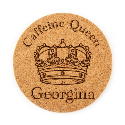 Caffeine Queen Coaster