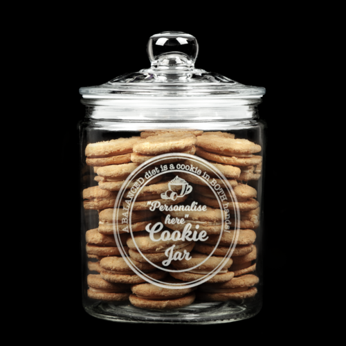 A Balanced Diet Cookie Jar 2