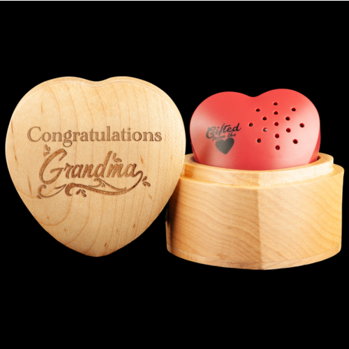 Congratulations Grandma (WordArt) - Non-personalised